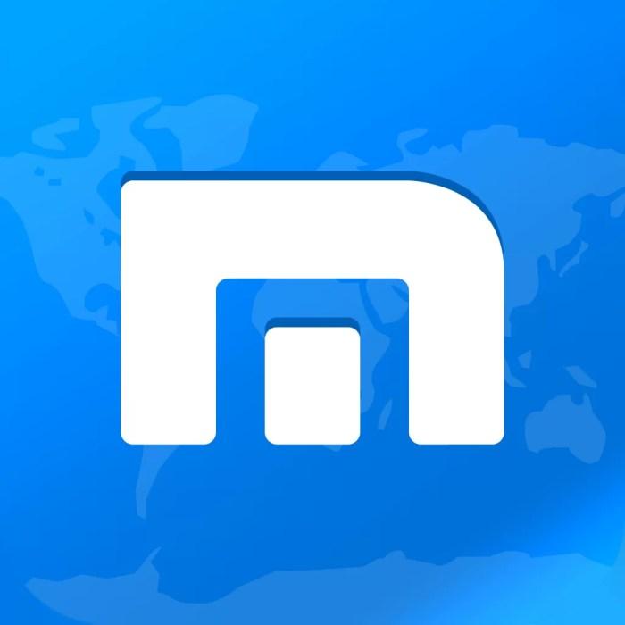 Maxthon Offline Installer For Windows PC