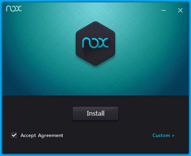 Download NOX App Player Offline Installer