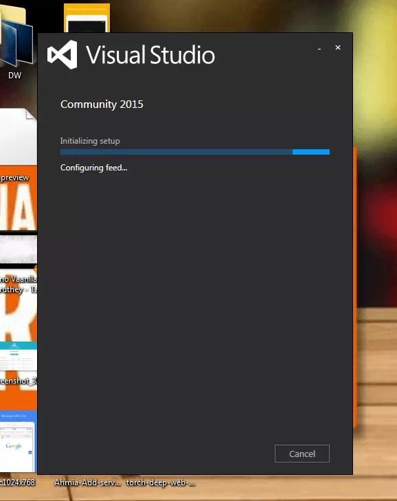 DownloadVisual Studio 2017 Offline installer