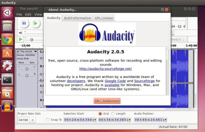 Audacity Offline Installer