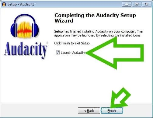 Download Audacity Offline Installer