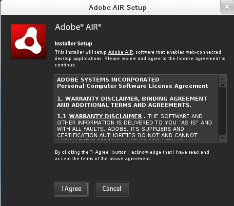 Download Adobe Air Offline Installer