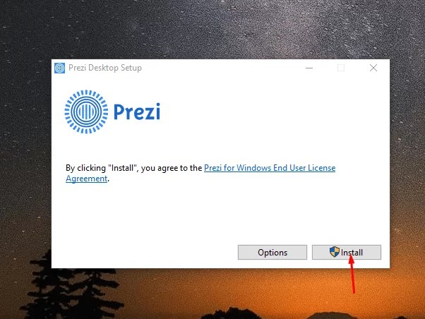Download Prezi Offline Installer