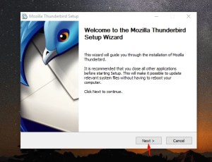 Download Thunderbird Offline Installer
