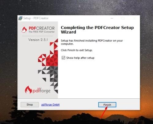 PDF Creator Offline Installer