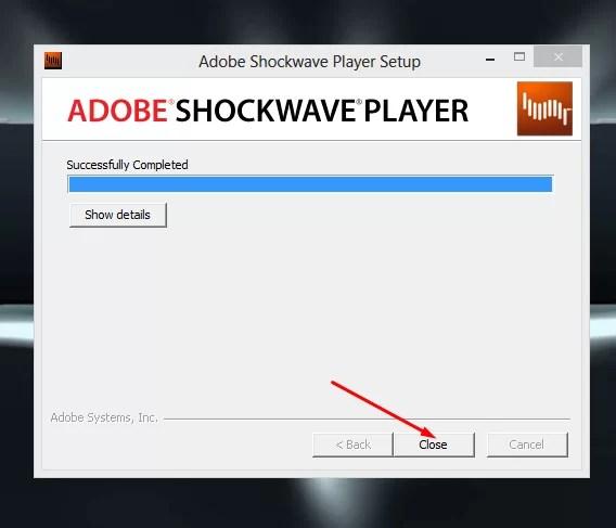 DownloadAdobe Shockwave Player Offline Installer