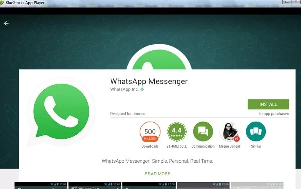 Whatsapp offline installer