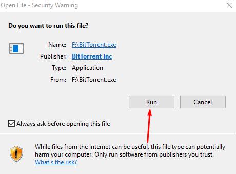 BitTorrent for PC