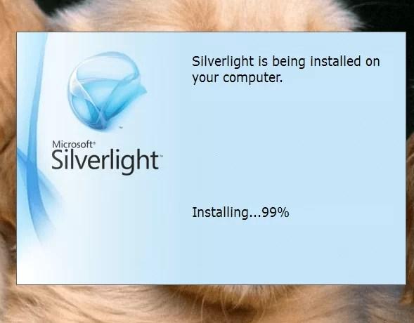 Download Microsoft Silverlight Offline Installer