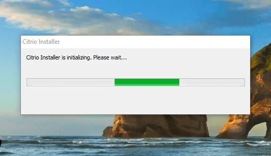 Download Citrio Offline Installer