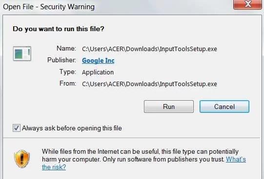 DownloadGoogle Input Tools Offline Installer