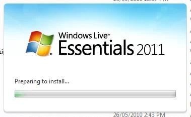 Download Windows Live Essentials 2011 Offline Installer