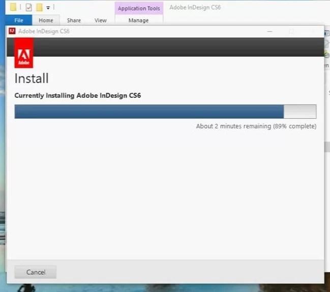 Download Adobe InDesign Offline Installer