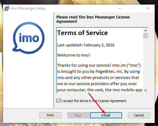 Download IMO Offline Installer