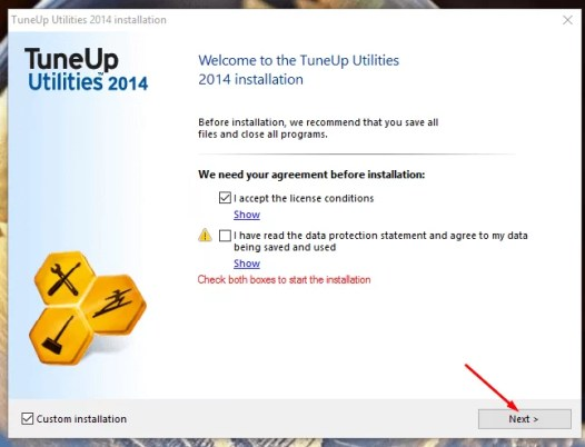 Download TuneUp Utilities 2014 Offline Installer