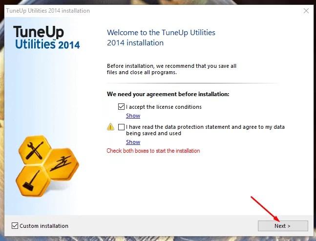 DownloadTuneUp Utilities 2014 Offline Installer