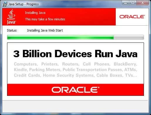 Download JDK Offline Installer