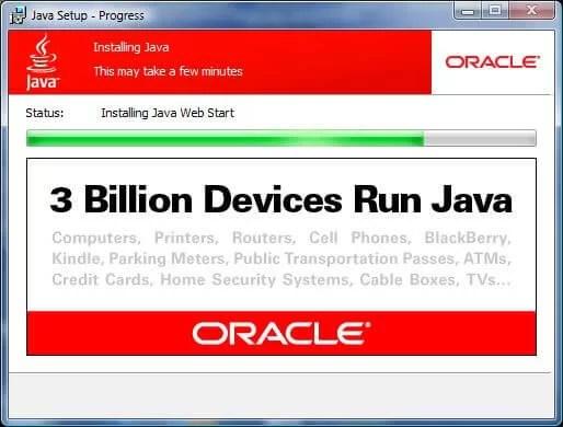 Download JDK Offline Installer