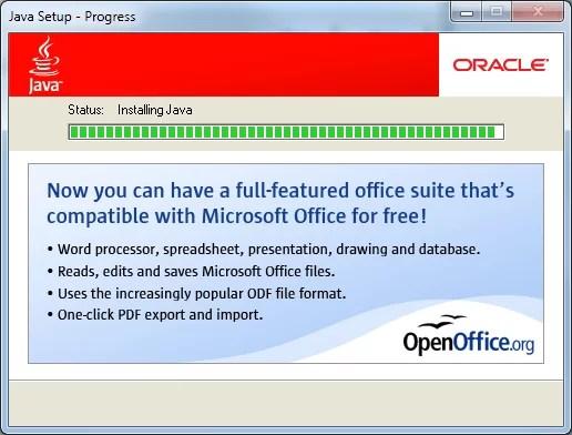 Download JRE Offline Installer