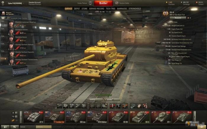 Download World of Tanks Offline Installer