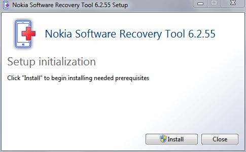 Download Nokia Software Recovery Tool Offline Installer