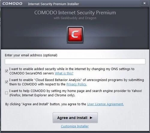 Download Comodo Firewall Offline Installer