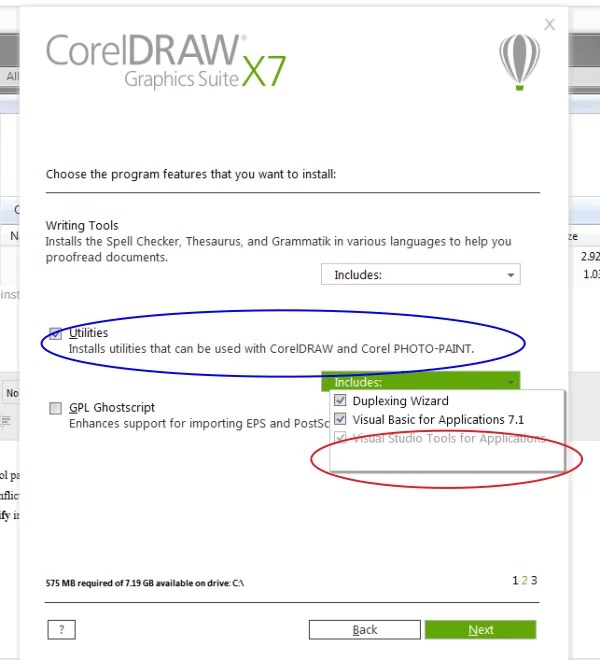 Download CorelDraw X7 Offline Installer