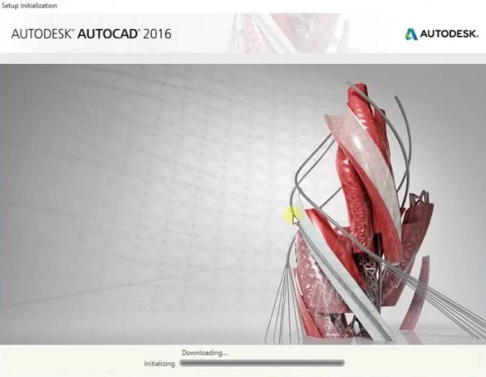 AutoCAD 2016Offline Installer