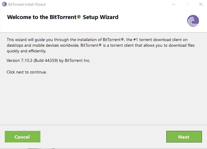 DownloadBitTorrent Offline Installer
