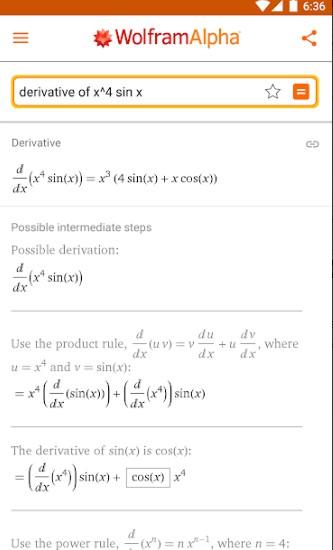 Screenshot-Wolfram-Alpha-App-Apk