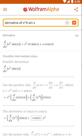 Screenshot-Wolfram-Alpha-App-Apk