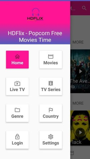 Screenshot-HDflix-App-Apk