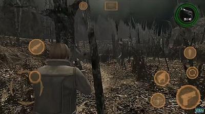 Screenshot-Resident-Evil-4-Apk