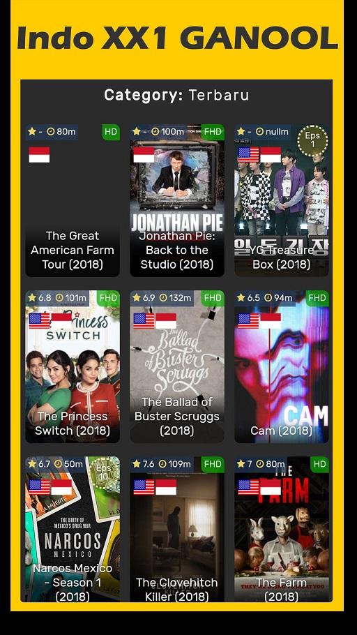 Screenshot-Ganool-App