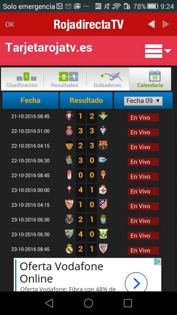 Screenshot-Roja-Directo-Apk