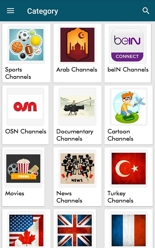 Screenshot-GloStar-TV-Apk