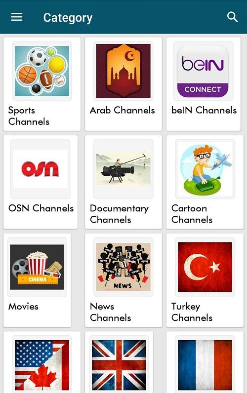 Screenshot-GloStar-TV-Apk