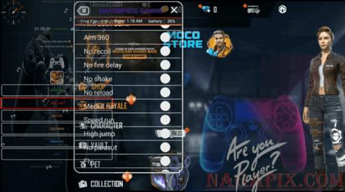 Screenshot-DC-FF-Apk