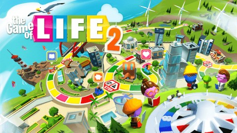 Screenshot of Game Of Life 2