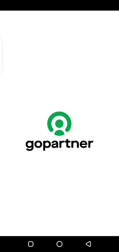 Screenshot of Go Partner