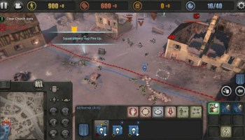 Screenshot of Company of Heroes Apk