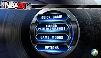 Screenshot of NBA 2k14 Apk
