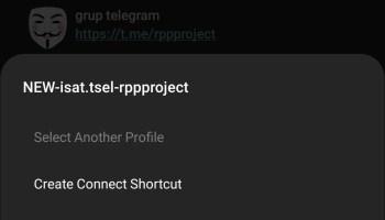 Screenshot of VPN Sakti Apk