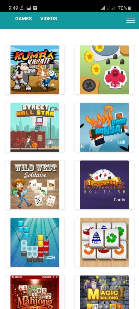 Screenshot of BestHub Pro Apk