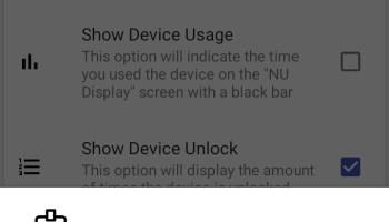 Screenshot of NU Display Pro Apk