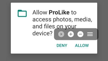 Screenshot of ProLike Apk