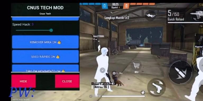 Screenshot of CNUS Tech