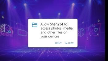 Screenshot of Shan234 Apk