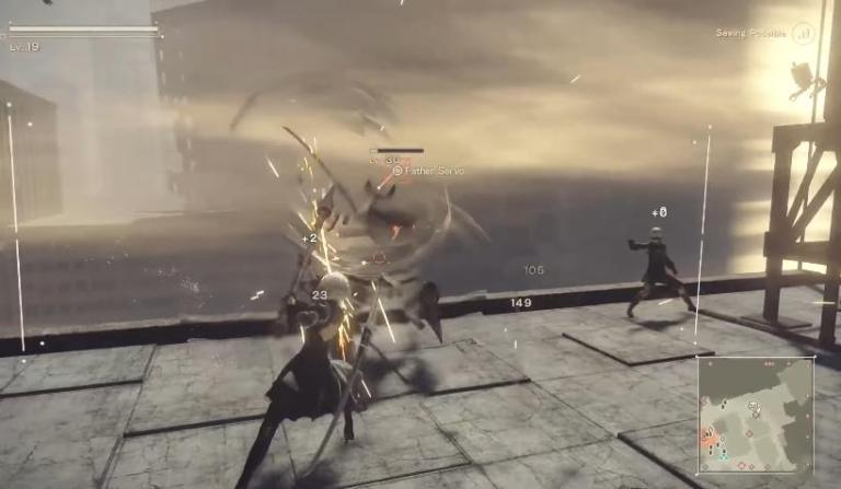 Screenshot of Nier Reincarnation Game