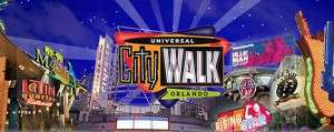 Universal CityWalk - Orlando Fun and Food